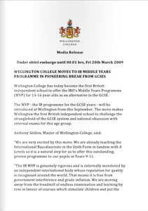 The-Good-Copy-Company-Sarah-Jane-Chapman-Media-Release-for-Wellington-College